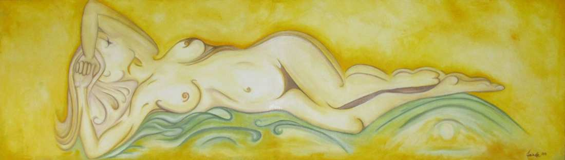 Art Gallery - Fawnette. Sunshine Daydream