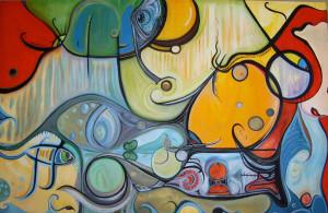 "Art Gallery - Artist: Fawnette. ""Life Aquatic"""