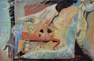 The Art Gallery - Michael Angelides. Aphrodite's Symphony