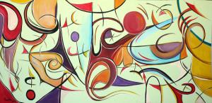 "Art Gallery - Artist: Fawnette. ""Nonsensibility"""