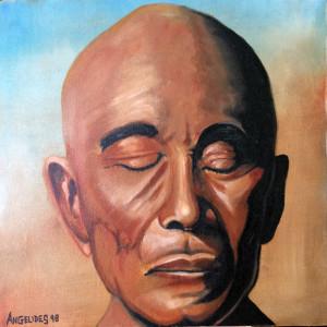 "Art Gallery - Michael Angelides. ""Listen"""