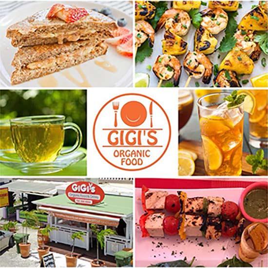 GIGI's Organic Food